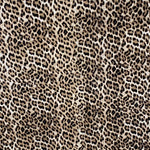 PROMO Off-White Brazilian Cowhide with Medium Brown and Black Leopard Print (BRLP035)