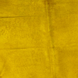 PROMO Brazilian Yellow Dyed Cowhide (BRSLD092)