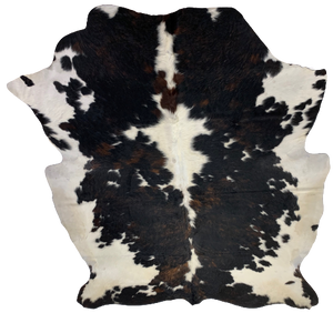 "XL Colombian Dark Brindle Cowhide - 8'4"" x 6'5"" (COBR280)"