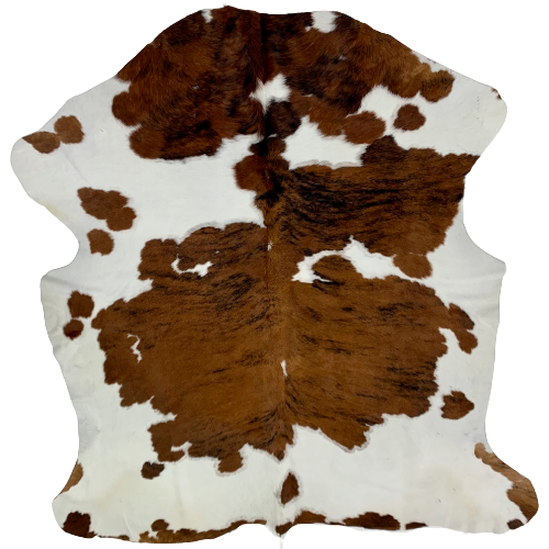 "Small Colombian Tricolor Cowhide - 5'11"" x 4'7"" (COTR141)"
