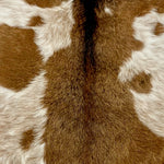 Goatskin Brown and White (GOAT059)
