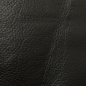 Tigua Night Sky black upholstery leather