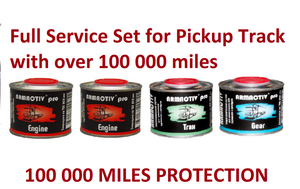 Full Service Set for Pickup Truck with over 100 000 miles