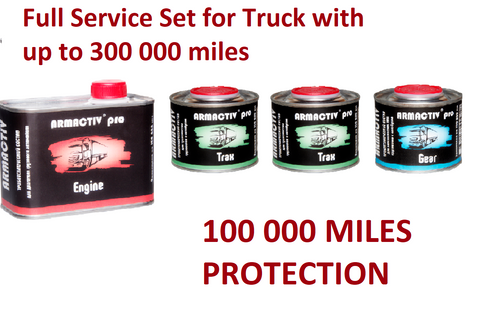Full Service Set for Truck with up to 300 000 miles