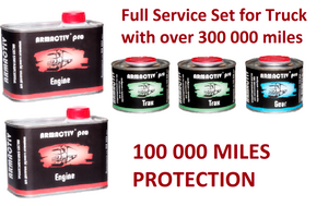 Full Service Set for Truck with over 300 000 miles