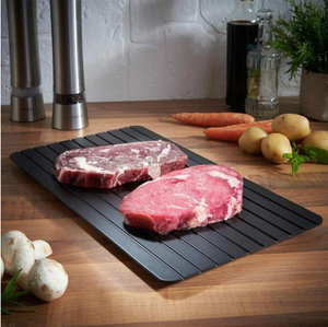 The EZ Defrosting Tray