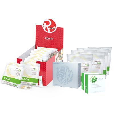 Be Healthy Transform Nutri Free with RESET