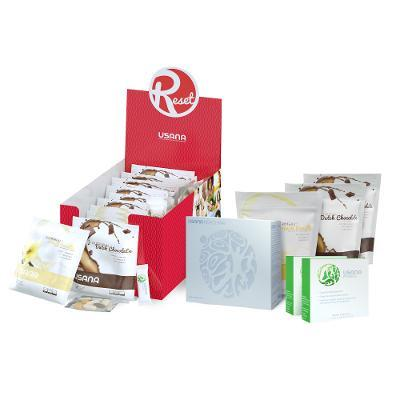 Be Healthy 28-Day Maintain Kit with RESET