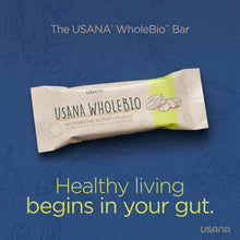 Load image into Gallery viewer, 1 FREE SAMPLE of USANA® WholeBio™ Microbiome Nutrition Bar