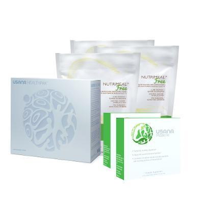 Be Healthy Maintain Nutri Free Kit