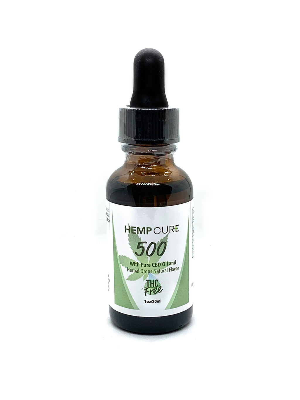 HempCure 500 Natural THC Free