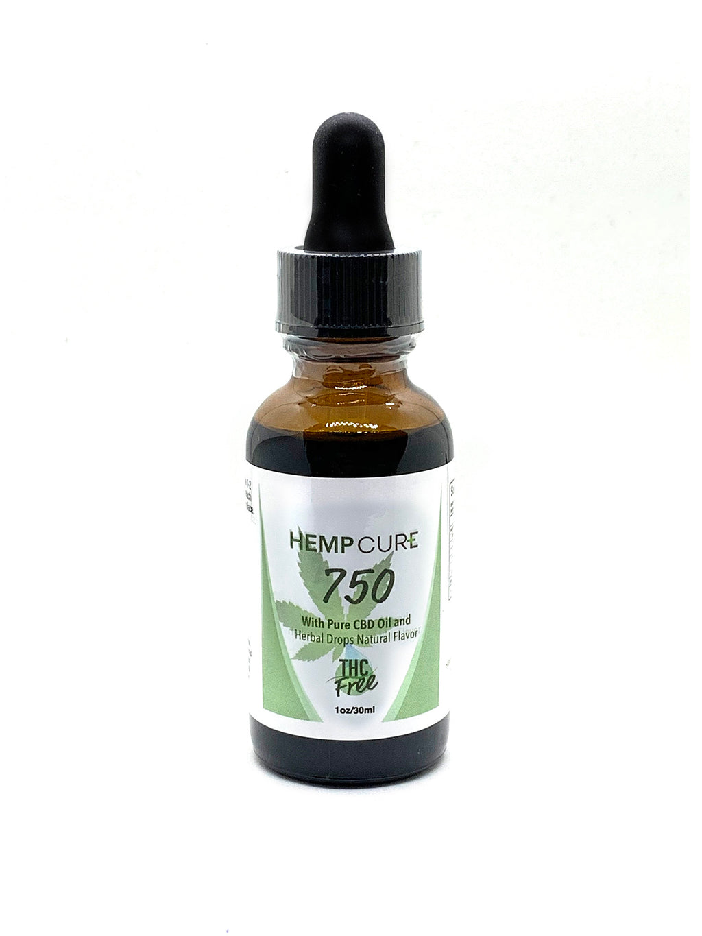 HempCure 750 Natural THC Free