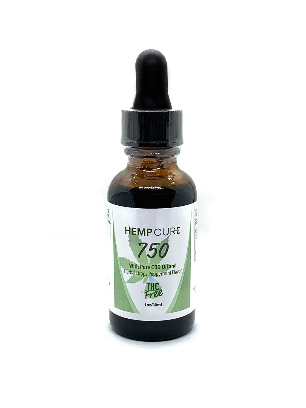 HempCure 750 Peppermint THC Free