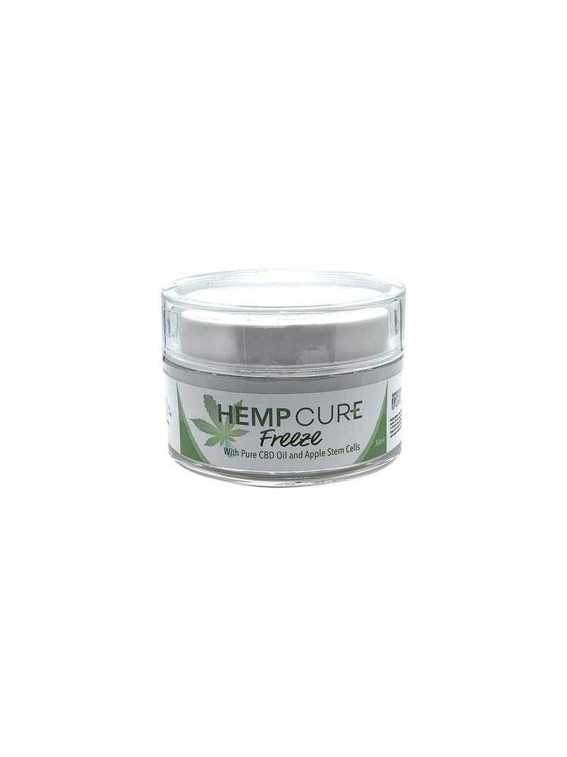 HempCure Freeze Pain Rub