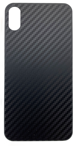 Carbon Fiber iPhone Back Protection