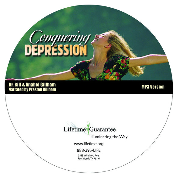 FREE PREVIEW Conquering Depression (MP3)