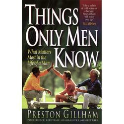 Things Only Men Know (MP3)
