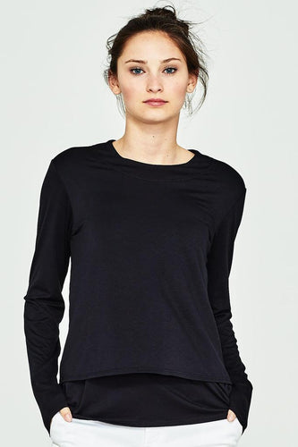Brio Long Sleeve Pullover