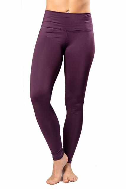 Freedom Legging (Eggplant)