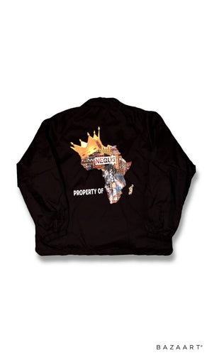 Property of Africa jackets/ windbreakers