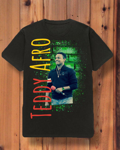 Teddy Afro concert merch