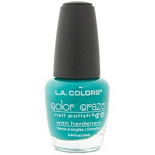 L.A. COLORS NAIL POLISH ATOMIC