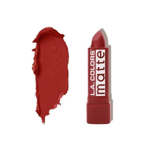L.A. COLORS LIPSTICK MATTE BROWN SUGAR