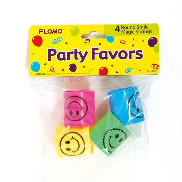Party Favors 4 Magic Springs