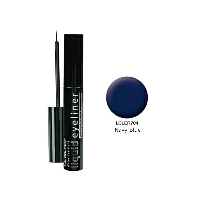 L.A. COLORS LIQUID EYELINER NAVY BLUE