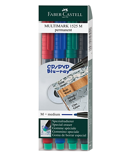 FABER-CASTELL MULTIMARK 1525 M PERMANENT-2