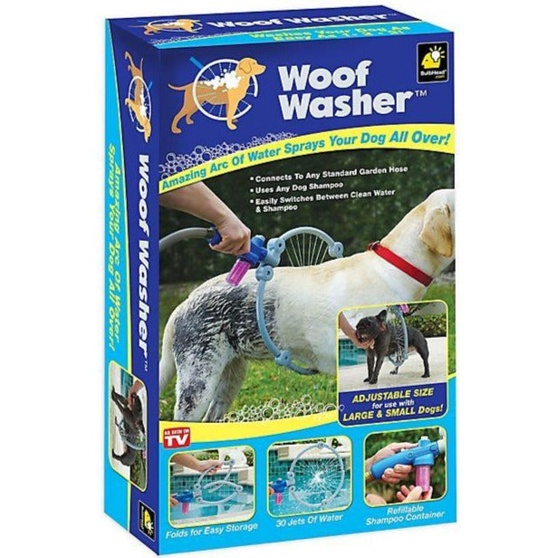 Woof Washer 360 Degree