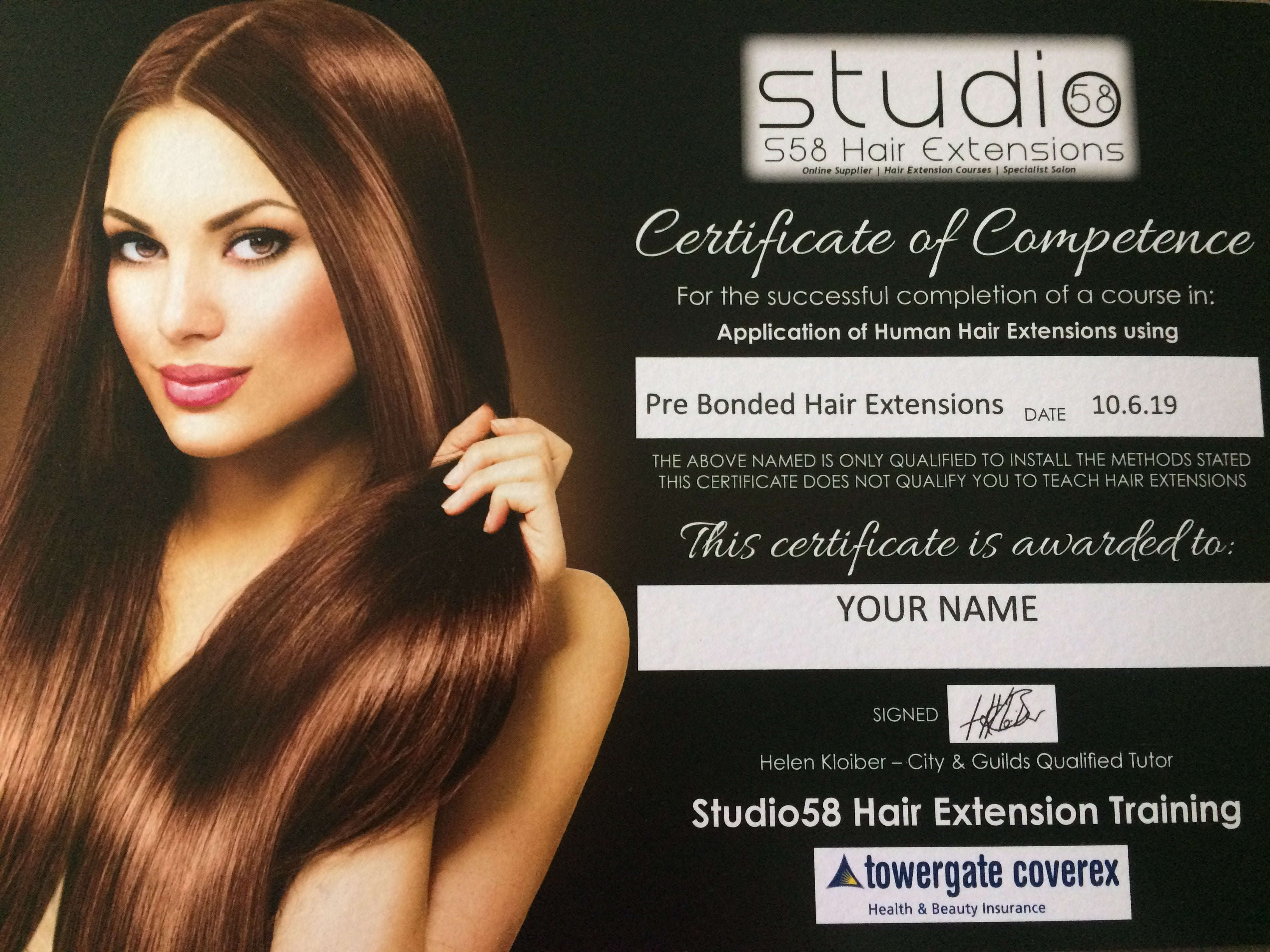 Pre Bonded Fusion Hair Extension Course