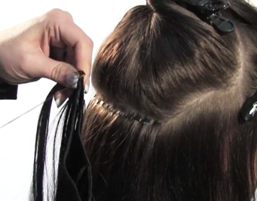 Sew-In Braidless Weft Hair Extension Course
