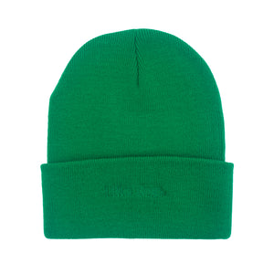 I like dogs. Beanie - Kelly Green