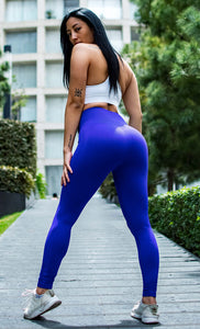 Leggings Seamless Morado