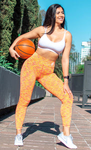 Leggings Authentic Citrus