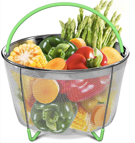 6 Quart Steamer Basket