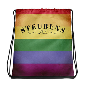 Pride Drawstring bag