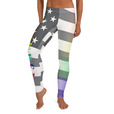 Ladies Pride Leggings
