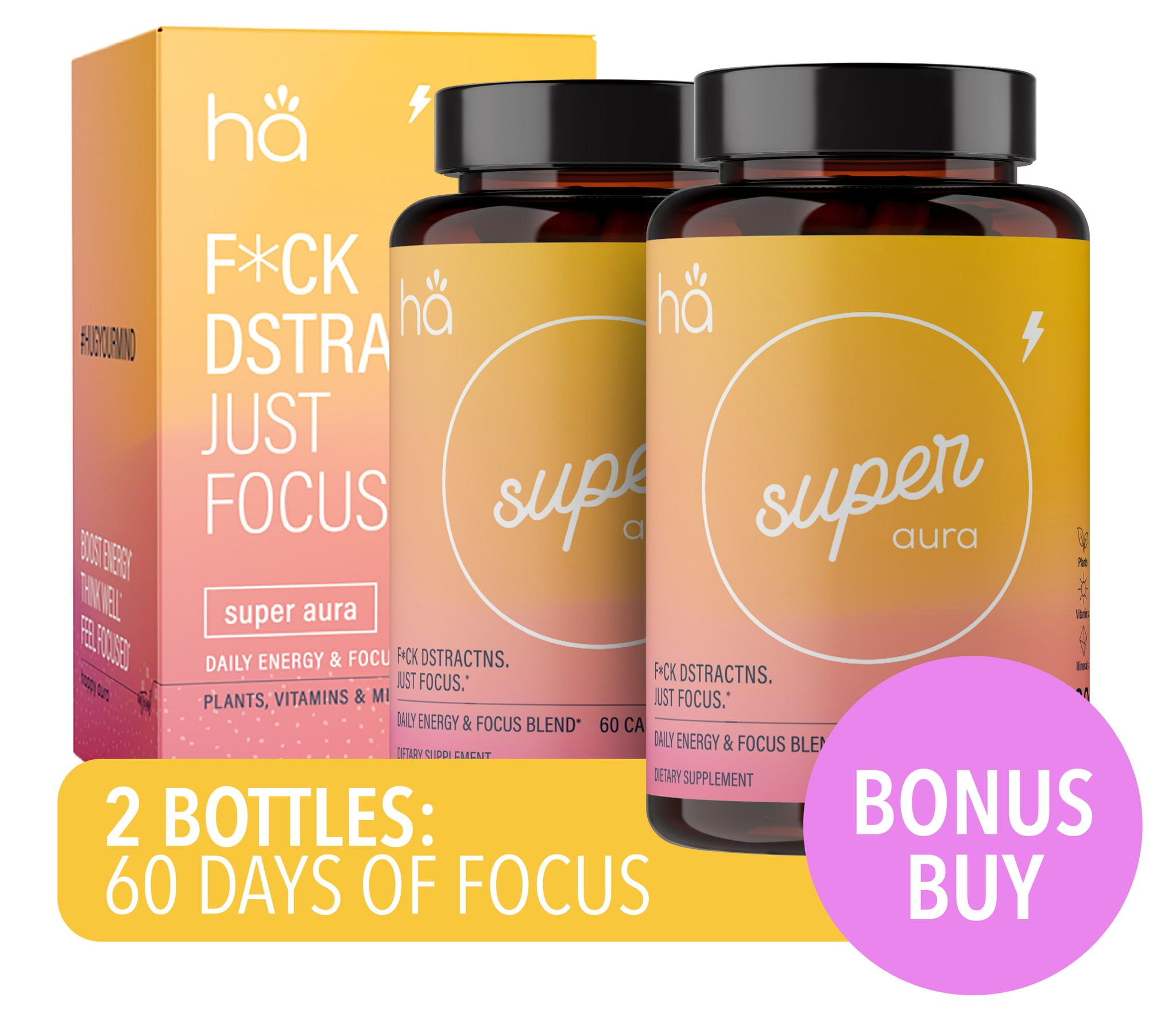 Super Aura | 60 Day Supply