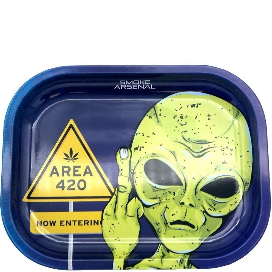 AREA 420 ROLLING TRAY