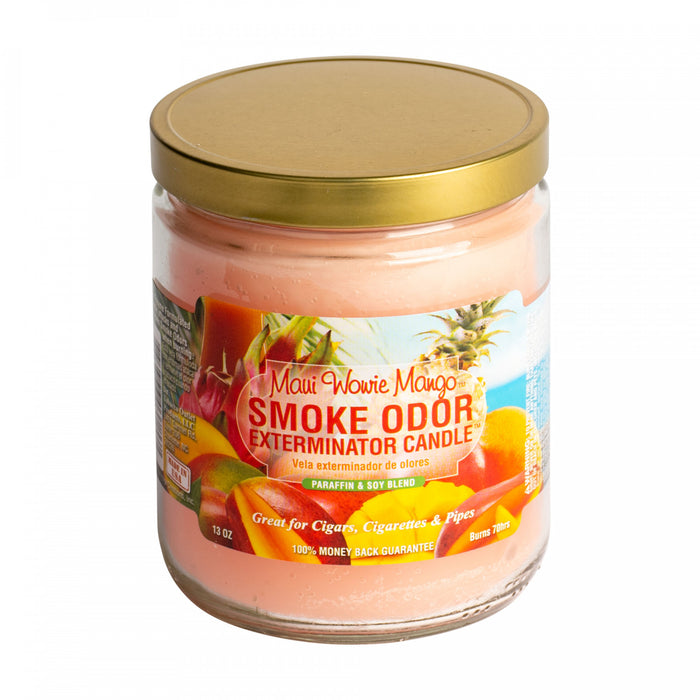 SMOKE ODOR EXTERMINATOR CANDLES - VARIOUS SCENTS