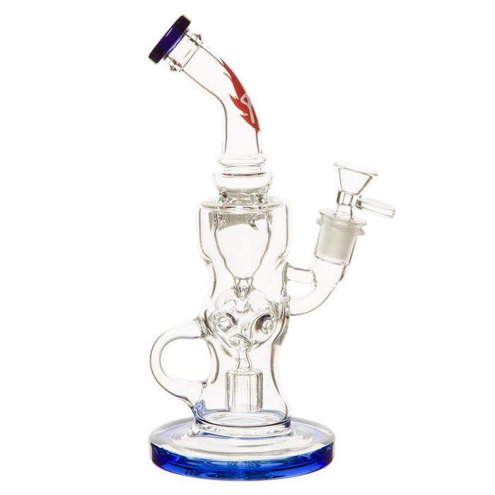 FYRE GLASS RECYCLER - 10""