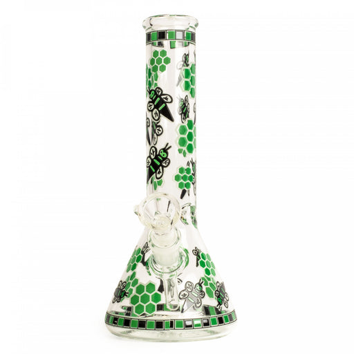 HIVE LEAN BACK BEAKER TUBE BONG - 8.5""