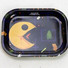 SMOKE ARSENAL DANKMAN ROLLING TRAY