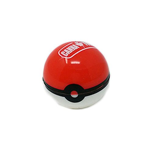 POKEMON STYLE SILICONE CONTAINER