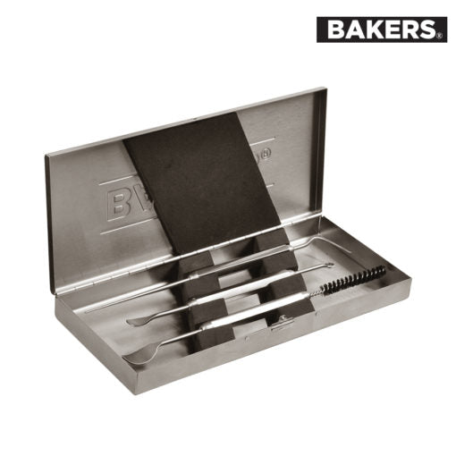 BAKERS STAINLESS STEEL PIPE TOOL KIT