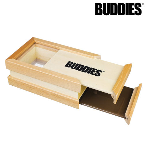 BUDDIES­­ WOOD SIFTER BOX