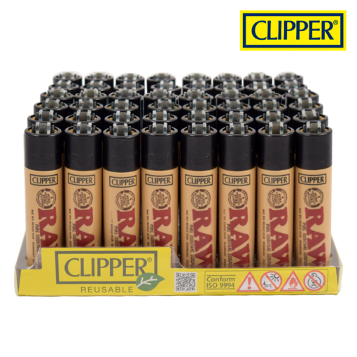 CLIPPER RAW REFILLABLE LIGHTERS