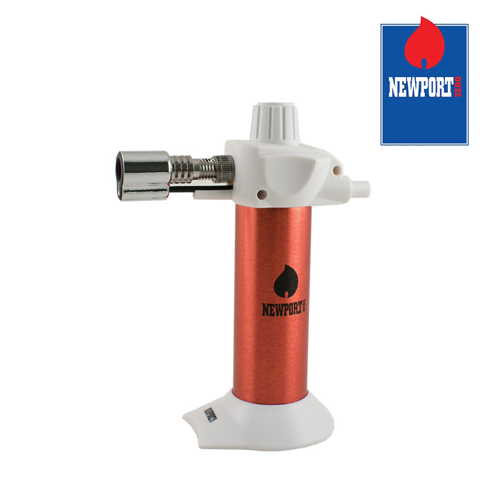NEWPORT T508 MINI TORCH LIGHTER - RED